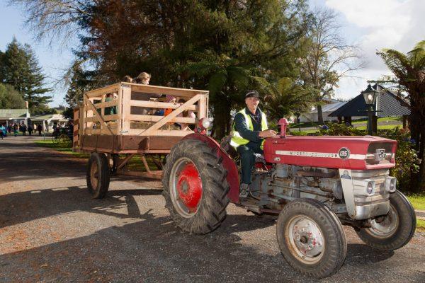 society tractor village