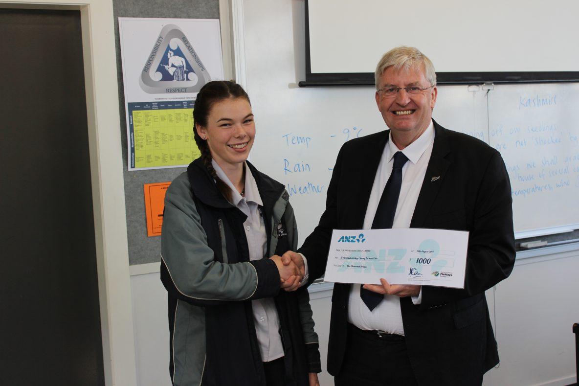 NZNFS Charitable Activities
